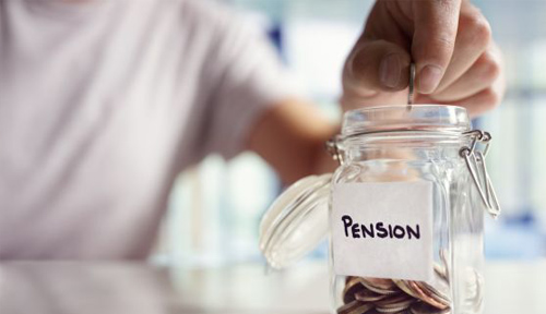 The Pension Calculator